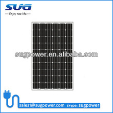 high power 250 watt polycrystalline solar panel