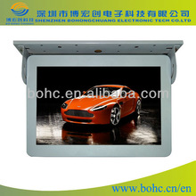 15 Inch Bus Passenger White Color