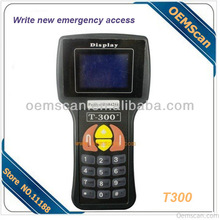 Best Quality professional T300 Key Programmer, wholesale Support 46 cars+Free Update