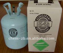 13.6kg automatique et un/c de gaz de réfrigération r134a réfrigérant