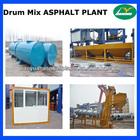 HHB20 Small Drum Mix Asphalt plant