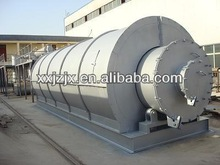 2013 hot sale scrap plastic oil refining extraction machine of safe operation