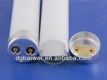 2013 best selling 60cm T8 LED tube light frame with led pc cover