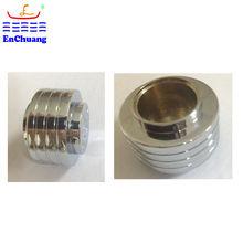 Custom zinc alloy perfume caps perfume cover perfume lids