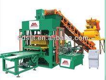 QTJ4-20 special shape concrete block,stand manufacturing machines,standard brick block machine