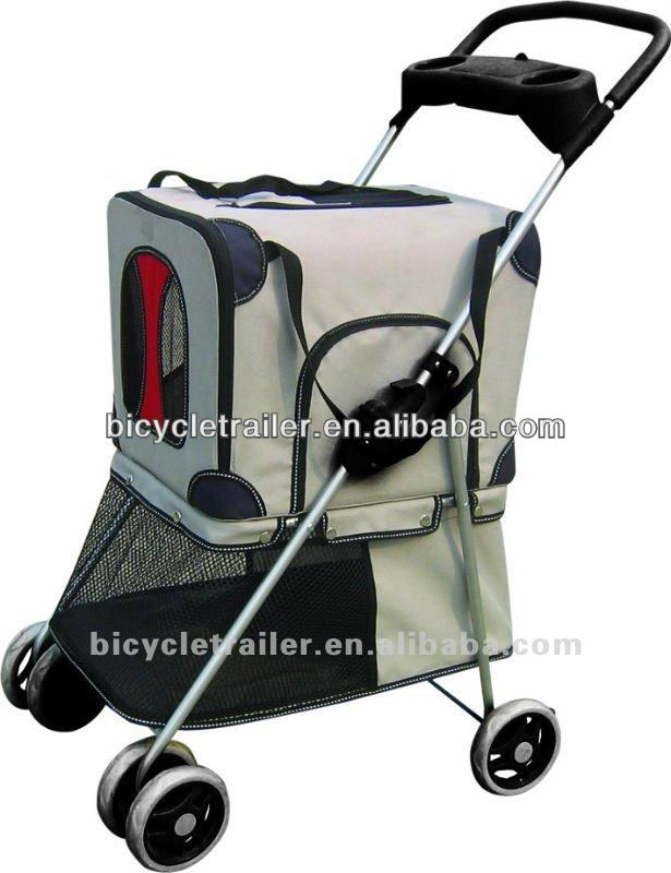 easily to convert as a shoulder carrier pet stroller