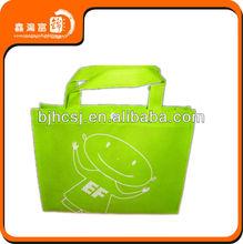 2015 elegant design recyclable foldable nylon folding bag