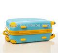 abs bagaglio nuovo stile progettazione novità guscio duro trolley