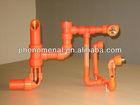 PPR copper pipe