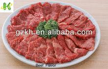 Beef Flavor belong to halal food additives