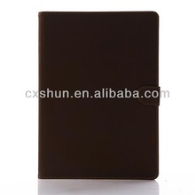 Fashion Design Folio Retro Style Design 9.7 inch Smart Cover Leather Holsters Cases for tablet computer for ipad 5