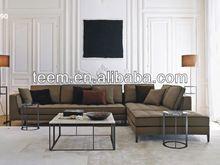 DIVANY Modern style fabric sofa set D-68 Top Sale 2013 fabric modern sofa design