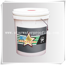 polymer modified bitumen coating for waterproofing