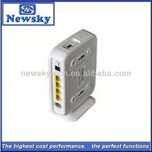4 LAN RJ11 2T2R ADSL broadband wifi router
