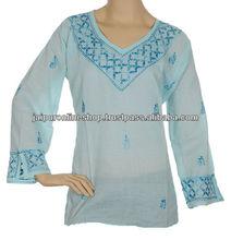Ladies Chicken Kurta bazaar / Girsl Premium Top or Tunic Shop