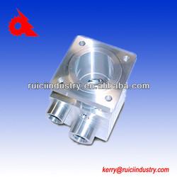 custom cnc machining valve aluminum box manufacturer