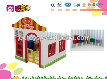 Children Wooden Playing House----Mini Pet Shop