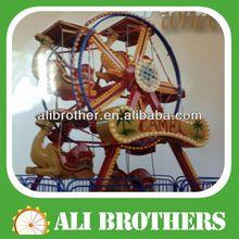 China Supplier Fun Big Wheel/25m Height Ferris Wheel/64 Seats Fun Products