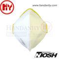 N95 humo máscara / respirador NIOSH respirador Vertical