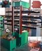 rubber underlay vulcanizing mould press /rubber sole making machine