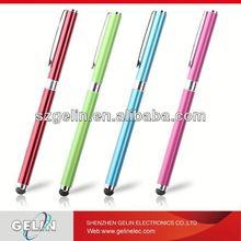 Executive pen capacitive stylus ball point pen