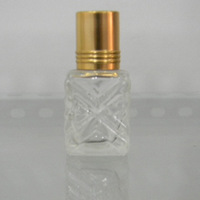 High quality unique perfume bottles glass wholesale