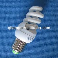 110V-130V 60HZ T2 FULL SPIRAL 9W E27 6400K 3.5T 8MM ENERGY SAVER
