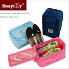 Latest promotional portable travel shoes bag