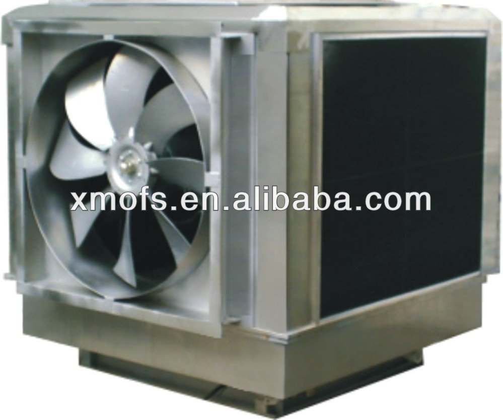 Industrial Evaporative Cooling Systems : Evaporative cooling systems for industrial