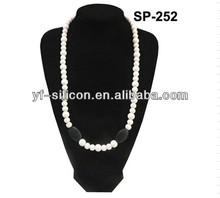 China Alibaba Silicone Teething Bead For Jewelry Creative Bead