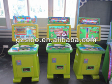 GM35 New coin pusher touch screen child games