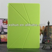 New Stylish Leather Case Smart Covers Stand for Apple iPad Air 5