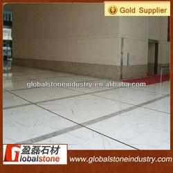 Statuarito pollished import pure white marble