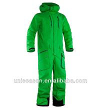 Custom ski speed suit for men winter one piece snow wear