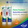 Stone Sealant Neutral Silicone Adhesive Glue