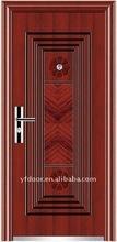 reinforced safety steel luxury door