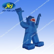 various color and style newest giant inflatable gorilla/monkey model directly sale