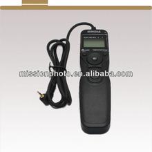 RS-DC2 Camera Timer Remote Cord Control for Nikon D7100 7000 D5100 D5000 D3200 D610 D600 D90