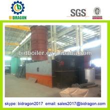 natural gas/ LGP fired thermal oil boiler