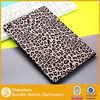 Fashion design leopard for ipad air case