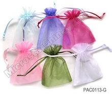 Sheer Organza Gifts Bags