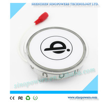 Furniture Embedded Qi Wireless Charger on Table Top for iPhone4/5, Samsung Galaxy S3/4, NOTE2/3, Nokia, LG, HTC