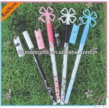 Lovely Fashion plastic cartoon ballpoint pen