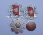 custom magnetic badge