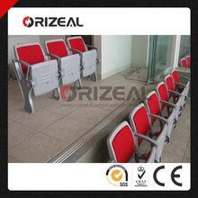 folding stadium seats OZ-3073 Fixed tip up chair
