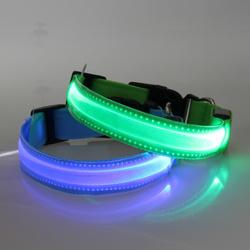 flashing led pet product