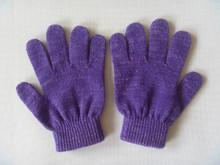 lady's fashion knit gloves