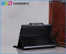 Luxury Leather Crocodile Case for iPad Mini