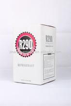 r290 refrigerant pure gaz usde for heat pump