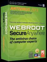 Webroot SecureAnywhere Business Antivirus